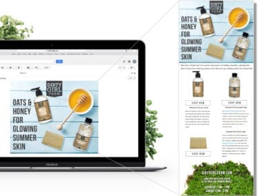 email marketing | Dirty Girl Farm | the midnight oil group