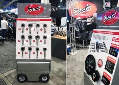 trade show display | SCAT Enterprises | the midnight oil group