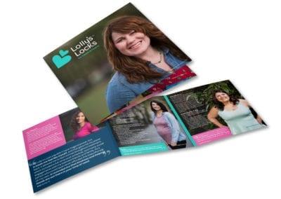 brochure | Lolly Locks | the midnight oil group
