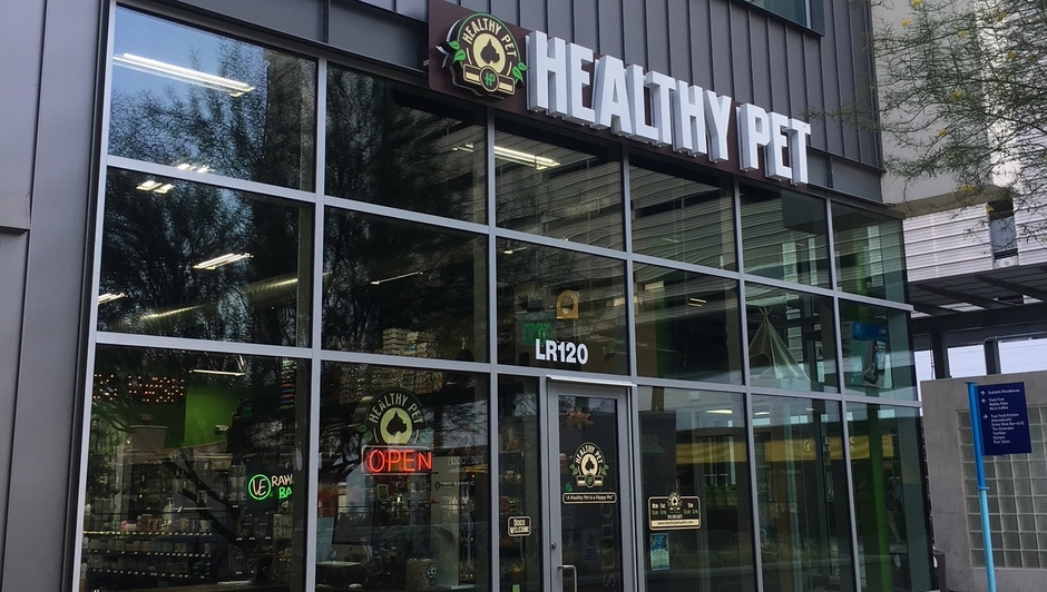 HEALTHY PET SEAHOLM CELEBRATES FIRST BIRTHDAY