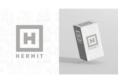 packaging design | Hermit | the midnight oil group