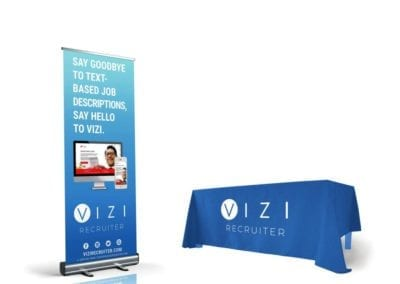 trade show display | Vizi | the midnight oil group