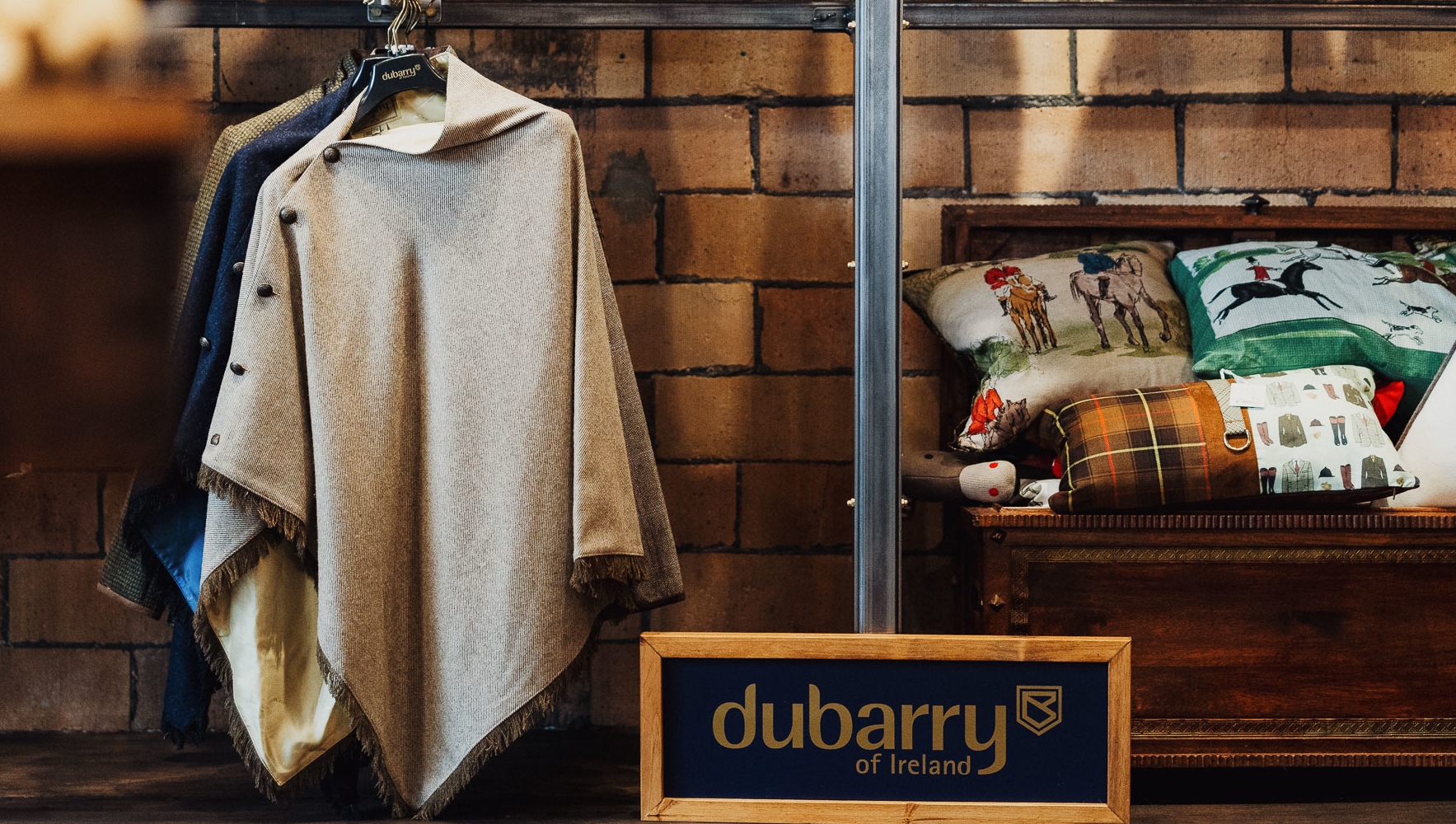 DUBARRY TRUNK SHOW IN METAMORA
