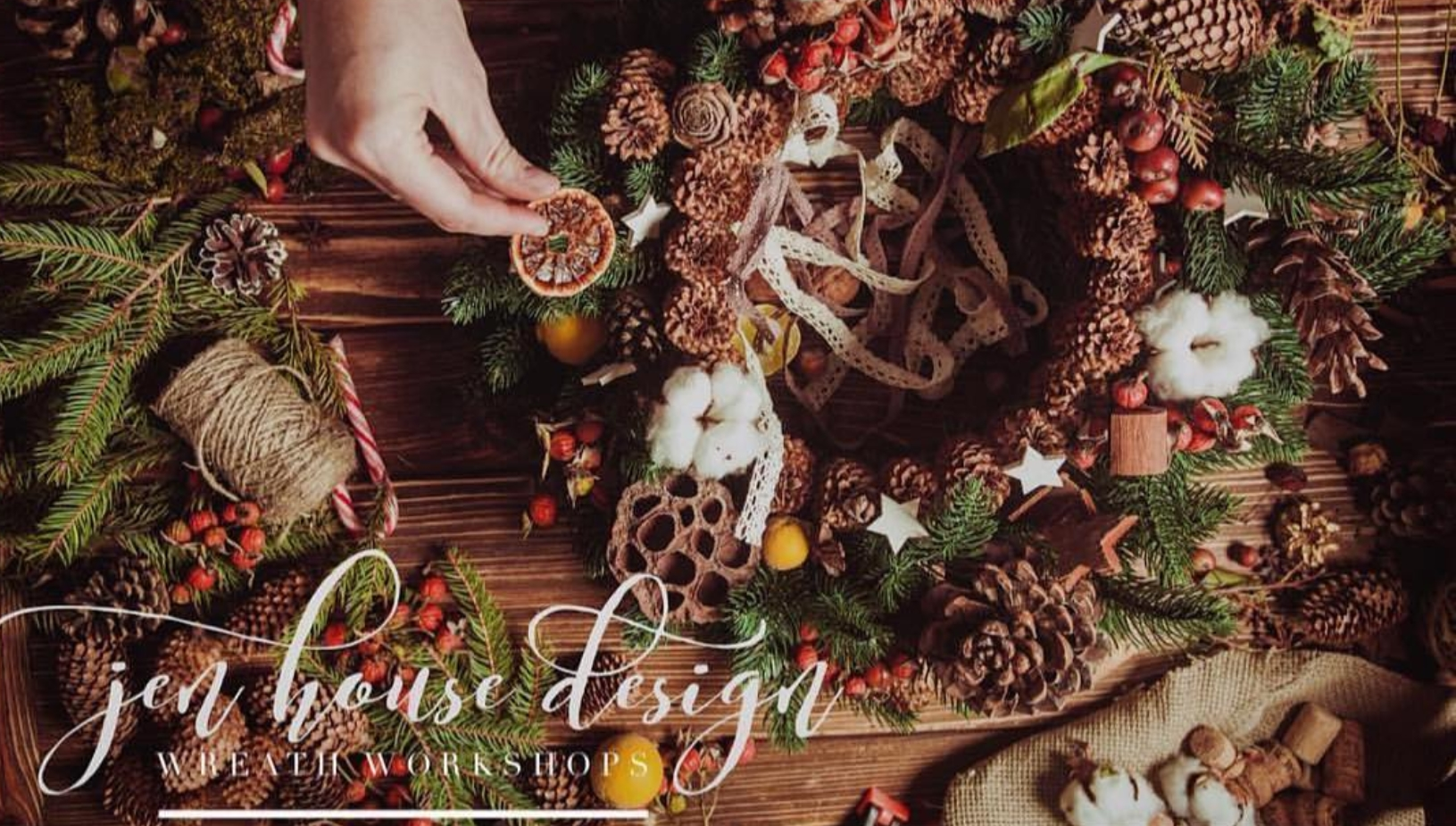 WREATH-MAKING WORKSHOP SCHEDULED IN PLYMOUTH