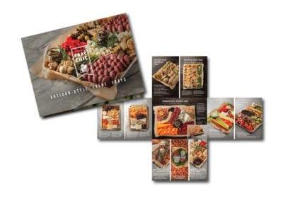 custom-fold brochure | Westborn Market | the midnight oil group