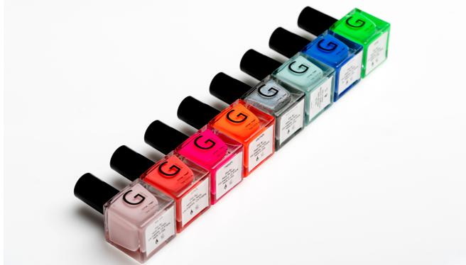 G POLISH LAUNCHES 10-FREE NAIL POLISH LINE