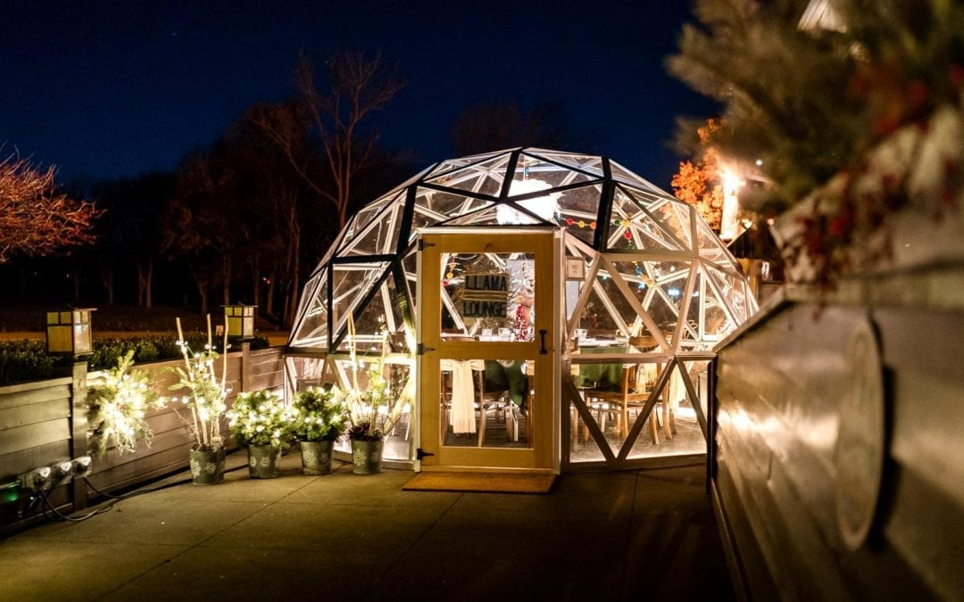 dining igloos