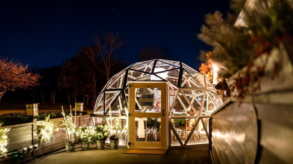 IGLOOS RETURN TO METRO DETROIT RESTAURANTS