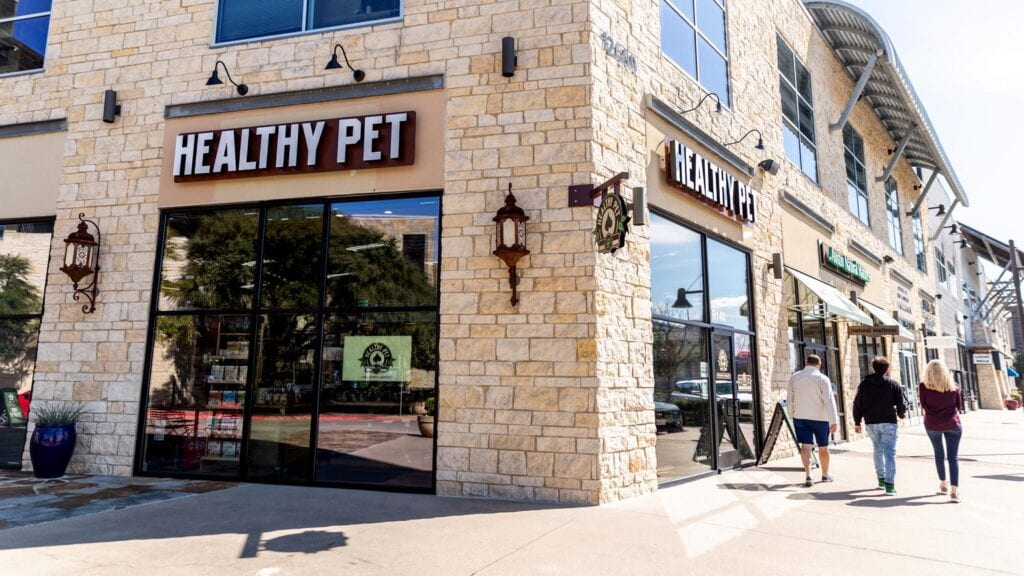 Healthy Pet Hill Country Galleria